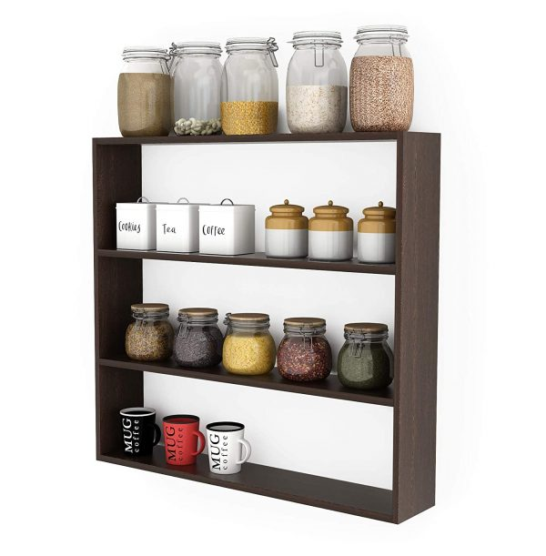Engineered-Wood-Multipurpose-Kitchen-Wall-Shelf-Rack