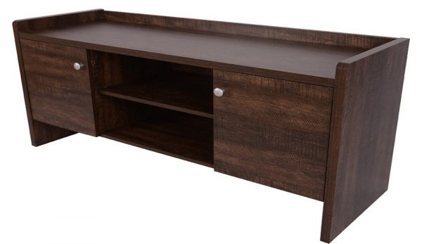 Home Entertainment and TV Stand Unit with storage cabinets