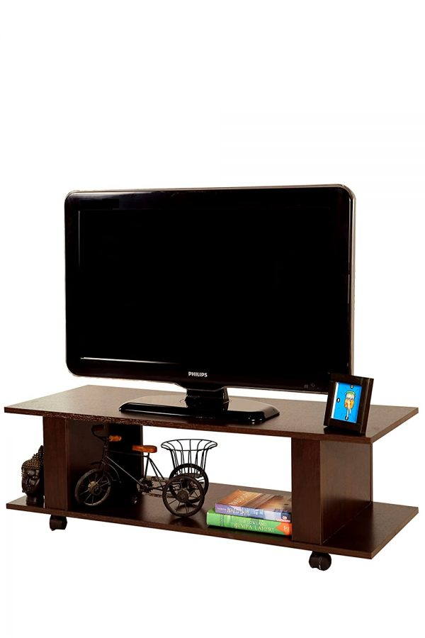 Wooden TV Stand and Home Entertainment Unit
