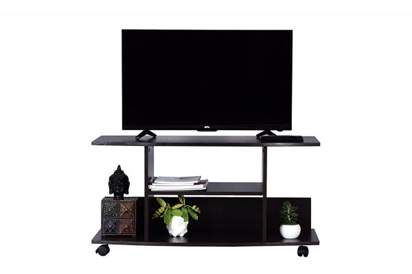 Wooden Giona Media and tv Storage