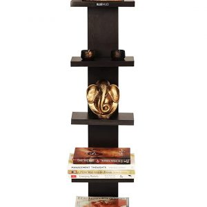 Wooden Multifunctional Wall Mounted Décor Display Rack