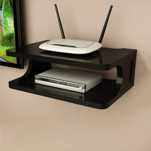 Wall Mount Set Top Box Holder4