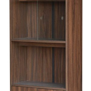 Wooden Book Shelf and Display Unit17